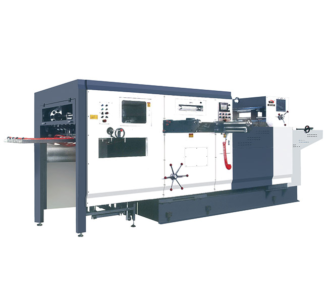 Manual Automatic Die Cutting and Creasing Machine ZHMY-1300 1500