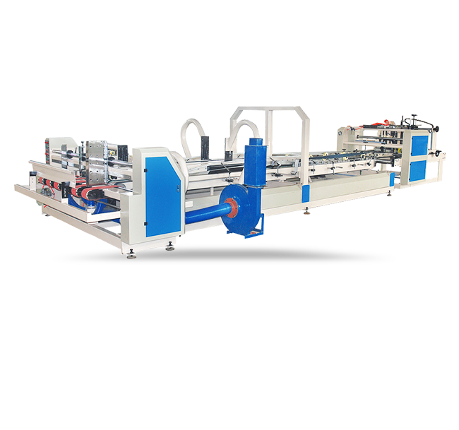 Carpeta Gluer Machine