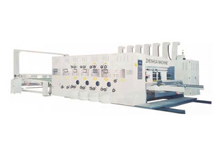 Static Maintenance Of Carton Box Printing Machine
