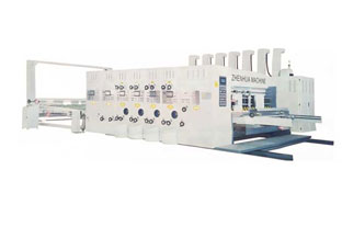 Static Maintenance Method Of Printing Machine